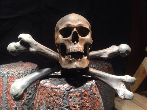 Custom Cast Metal Skulls Bespokebug