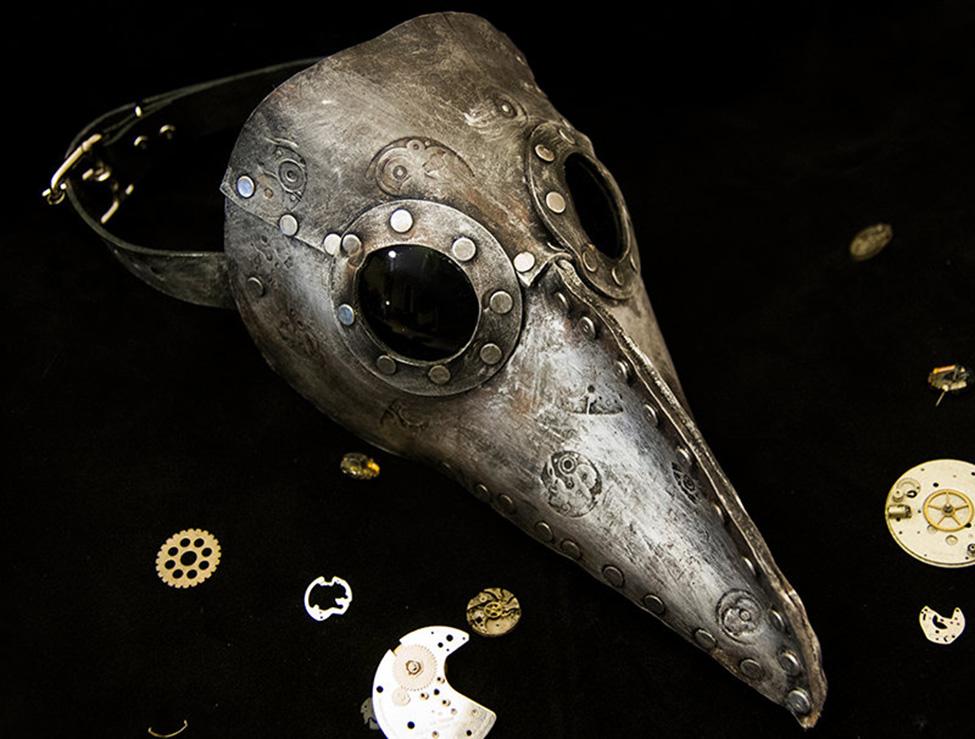 Plague Doctor Mask Bespokebug