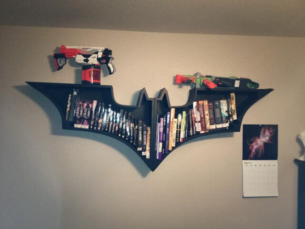 Image Result For Batman Themed Bedroom